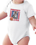 Details about  /Infant creeper bodysuit One Piece t-shirt What Perfect Looks Like Cat k-681