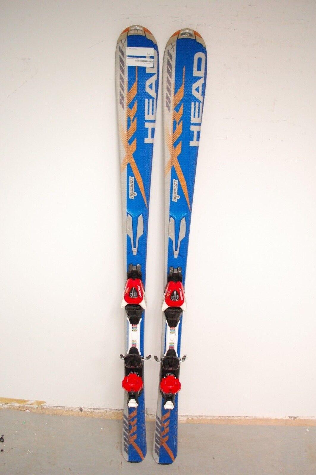 HEAD XRC 800i 156 cm Ski + Bindings Atomic XTE 7.5 Bindings + 97de4f