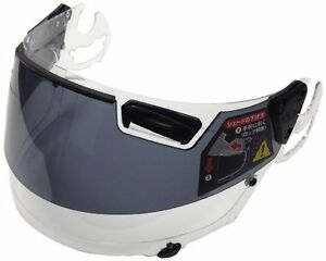 kb10 ARAI 1125 Super Adsis I Pro Shade Visor Clear RX-7RR5 ASTRO-IQ From Japan