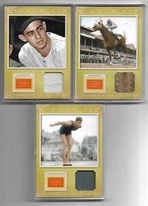 2012-Panini-Golden-Age-Johnny-Weissmuller-Museum-Age-Authentic-Collection-Card