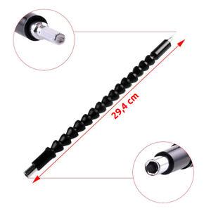 Prolunga-flessibile-per-trapano-avvitatore-Cacciavite-30-cm-attacco-Universale
