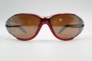 2019 Neuer Stil Weps 408/132/006 60[]18 Rot Oval Sonnenbrille Sunglasses Neu