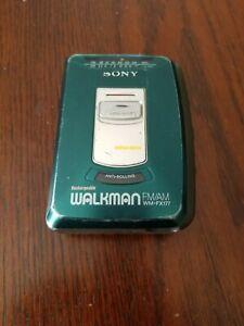 Sony-Walkman-WM-FX177-Casette-Player-with-AM-FM-Radio