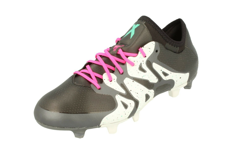 Adidas X 15.1 Fg   Ag S78175 botas Fútbol Hombre Fútbol Tacos