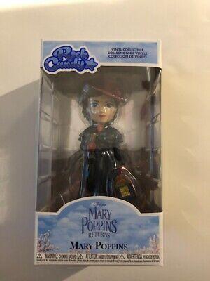 Funko Rock Candy Disney Mary Poppins Vinyl Figure-New