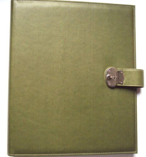 Dokumentenmappe  FANTASY Kunstleder PA Accessoires  dunkelgrün
