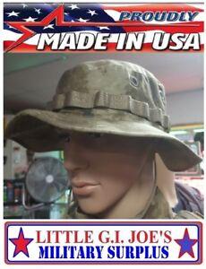 A imagem está carregando Mil-Issue-Tactical-AU-ATAC-Camouflage-Boonie-Busch- f0df850ab0bd