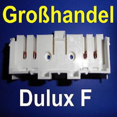 Fassung 2G10 schraubbar Aufbaufassung Dulux F 18W 24W 36W von Vossloh