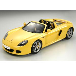 Tamiya 23207 Porsche Carrera GT Yellow Semi-Assembled Premium Model 1 12