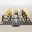 21-Pcs-Minifigures-Star-Wars-Battle-Droid-Gun-Clone-Bonus-Minikit-Lego-MOC miniature 12