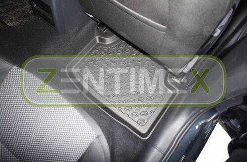 Premium 3d-tpe CAOUTCHOUC TAPIS DE SOL pour SKODA OCTAVIA Combi 2wd traction avant 3 554