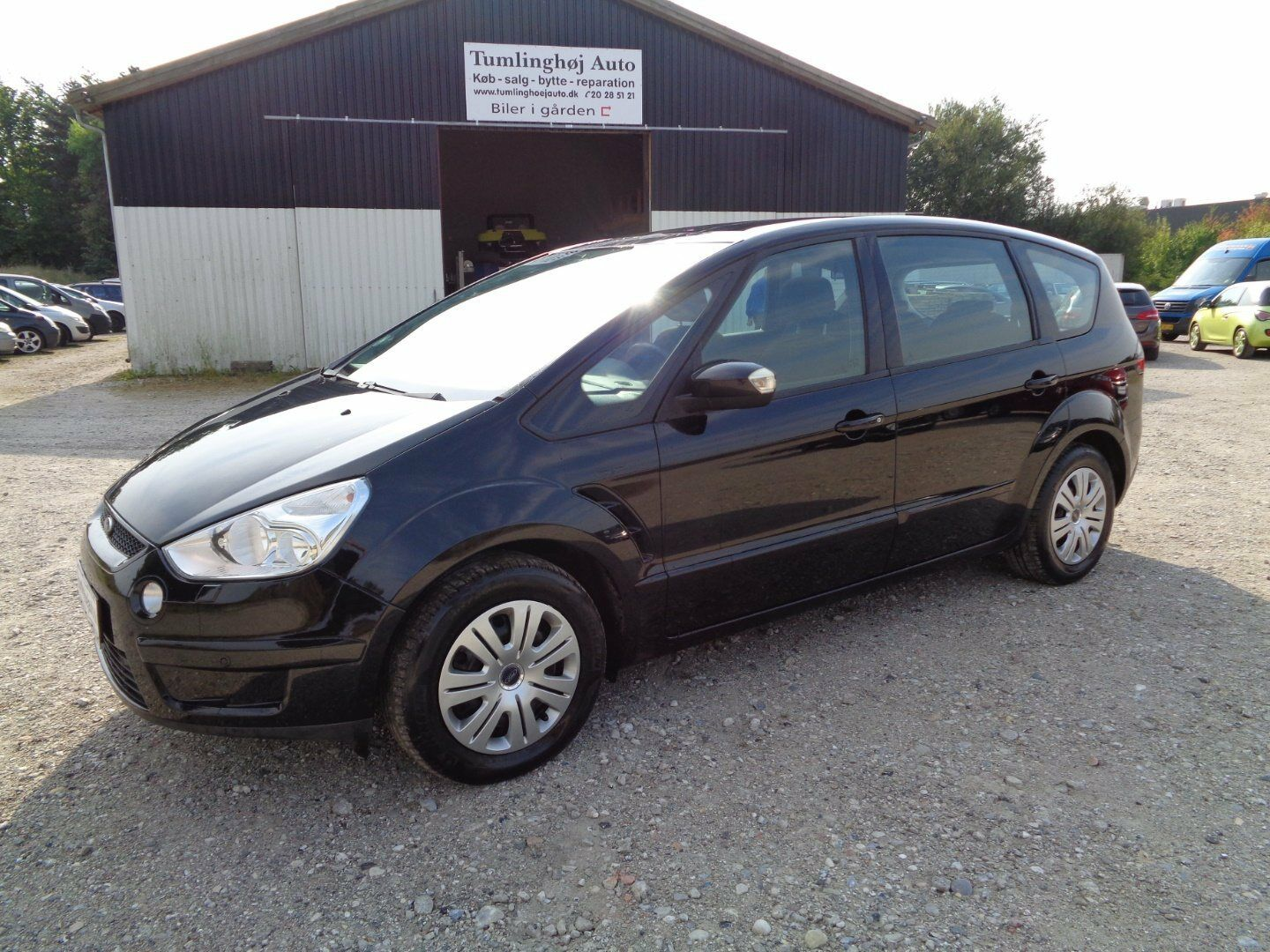 Ford S-MAX 2,0 Trend 5d - 134.800 kr.