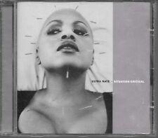 CD ALBUM 11 TITRES--ULTRA NATE--SITUATION CRITICAL--1998