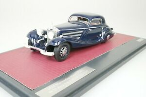 MERCEDES-BENZ-540K-W29-SPEZIAL-COUPE-1936-BLAU-1-43-MATRIX-MX41302-172