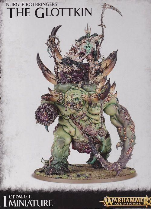 Nurgle rougebringers The Glottkin Games Workshop Warhammer 40.000 Am Death