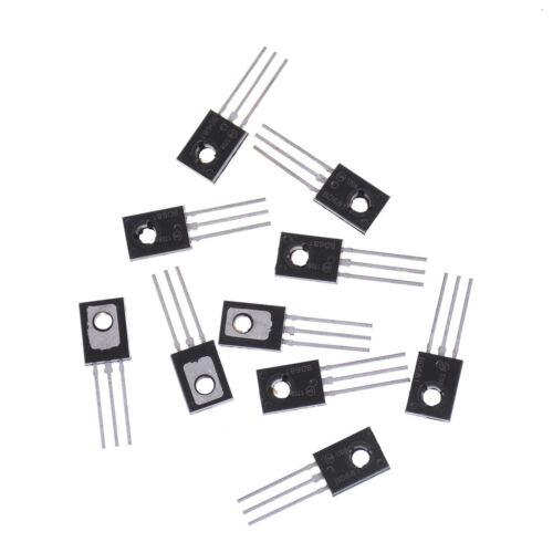 10PCS BD681 FSC TRANS NPN DARL 100V 4A TO-126 XC