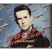Holly Johnson Where has love gone? (1990) [Maxi-CD]
