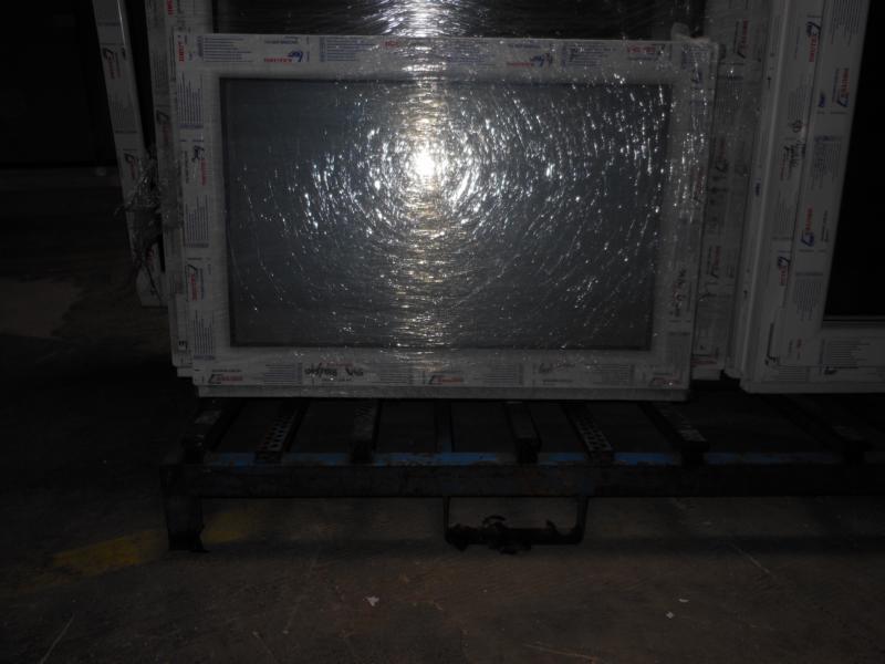 Lagerfenster 20 % ROTuziert hier ein Fest Element mit  2fach Glas