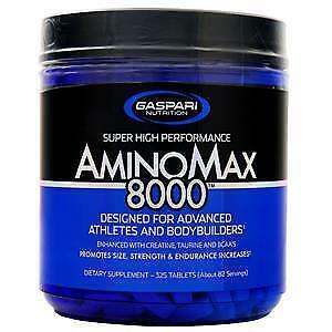 Gaspari Nutrition AminoMax 8000 325