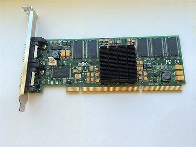 TopSpin Dual Port 4x InfiniBand HCA PCI-X 128MB 99-00025-01