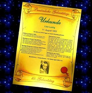 Urkunde-zum-Geburtstag-GOLD-Geschenk-18-20-30-40-50-60-70-80-Geburtstagsurkunde