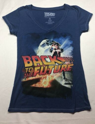 Back To The Future T shirt Size Medium