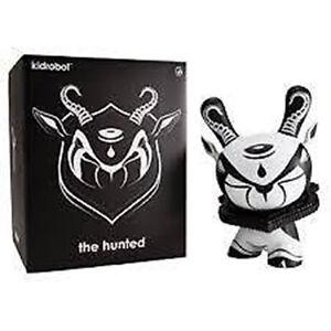 "#NEW KIDROBOT Kidrobot The Hunted 8/"" Dunny By Colus Vinyl Figure"