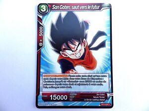 CARTE DBS BT2-010 C UNION FORCE Dragon Ball Super Card Game