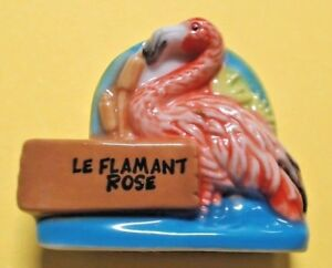 1 Feve Brillante > Animaux Proteges De France > Le Flamant Rose Camargue Ekdft7fy-07221044-646237168