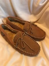 Great Northwest Clothing Company Men S Slippers Genuine Suede Soft