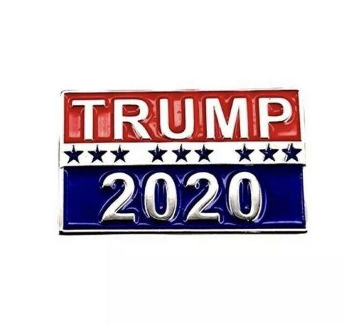 Donald TRUMP Button 2020 Election President Badge Republican Button TRUMP PIN