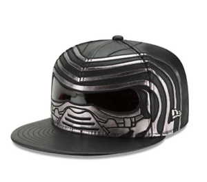 Star Wars The Last Jedi Episode 8 Kylo Ren All 7 Over 59fiftyHat Cap Fitted 7 All 5487f2