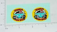 Tonka Fun Buggy Toy Car Replacement Sticker Set Tk-172