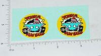Tonka Fun Buggy Toy Car Replacement Sticker Set Tk-172