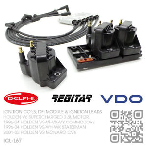IGNITION-COILS-DFI-MODULE-LEADS-V6-SUPERCHARGED-L67-HOLDEN-VS-VT-VX-VY-COMMODORE