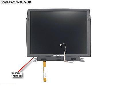 Compaq Presario 12XL125 / 1200-XL111 Laptop Complete Display/Screen, 173665-001