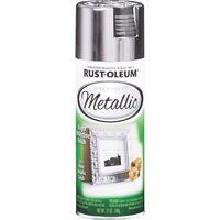 (2 Pack) Rustoleum Specialty Metallic Silver Spray Paint 2 Pack