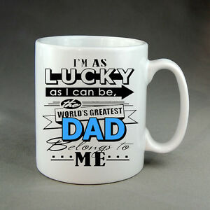 Image Is Loading Greatest Dad Mug Fathers Day Brother Uncle