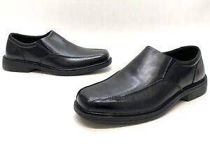 Nunn Bush Jefferson Mens Black Leather