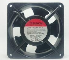 SUnon DP200A 2123XBL.GN Axial cooling fan 120x120x38mm 230V 2850RPM #M3593 QL