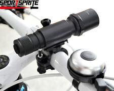 360° Universal rotating Bicycle holder Mount fit SureFire 6PX 6PL G2 G2X G3 9P