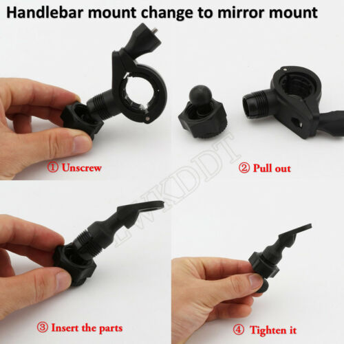 Motorcycle Cell Phone holder For Yamaha Virago 250 535 700 750 920 1000 1100