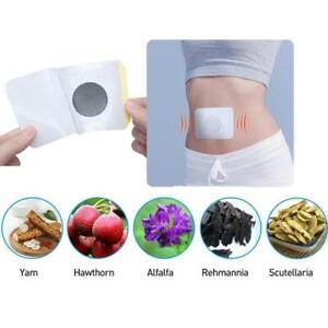 20Pcs-Schnell-Abnehmen-Patch-Set-Glamorous-Bauch-Fettverbrennung-Nabel-Sticker