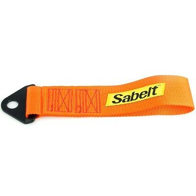Sabelt Towing Loop Strap Tow Strap Black For Kit Car Track Rally
