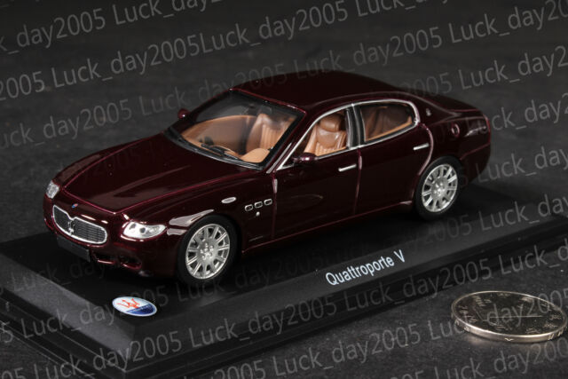 1:43 2003 Maserati Quattroporte V maroon MZ047   eBay
