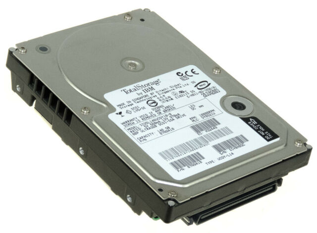 IBM IC35L146UCDY10-0 146GB 10K SCSI U320 3.5'' 07N9418