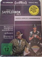 Bud Spencer & Terence Hill Sammlerbox Große mit außerirdischen Kleinen, Supercop