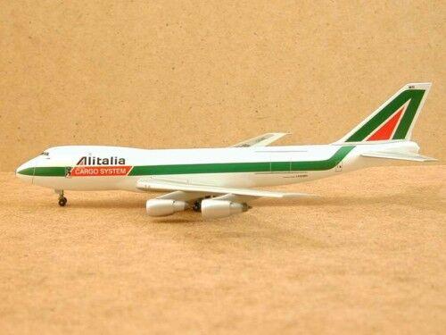 Alitalia Cargo B747-243F  Cargo System   I-DEMR , 1:400