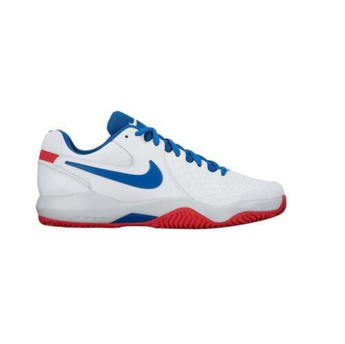 Blanc de 100 Homme tennis Zoom 918194 Nike pour Baskets Resistance Air xZFYwFCq