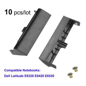 10-x-Dell-Latitude-E6320-E6420-E6520-Laptop-Hard-Drive-Caddy-Covers-Screws
